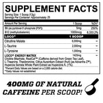 LOCO® PRE-WORKOUT (25 FULL SERVINGS)