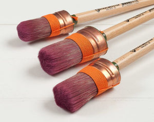 Great brushes make a great painted finish!