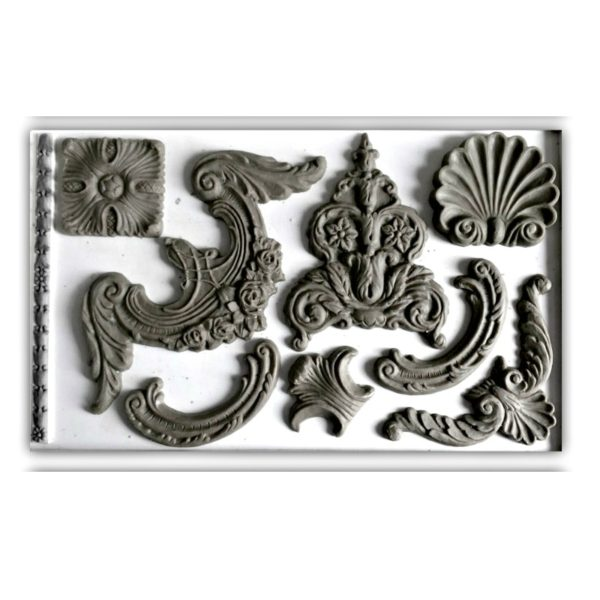 Classic Elements IOD Decor Mould