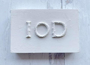 Victoria IOD Decor Mould