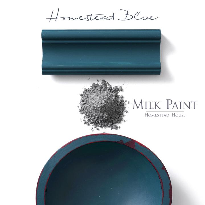Homestead Blue | 1qt Milk Paint