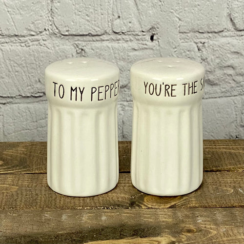 You're the Salt to My Pepper | Set
