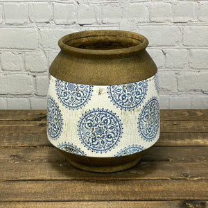 Earthenware | Mandala Urn