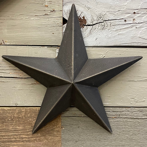 Black Star | 12 in.