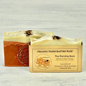 Organic Soap | The Morning Buzz