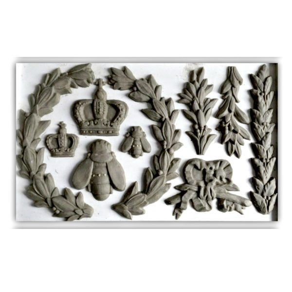 Laurel IOD Decor Mould