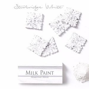Sturbridge White | 1qt Milk Paint