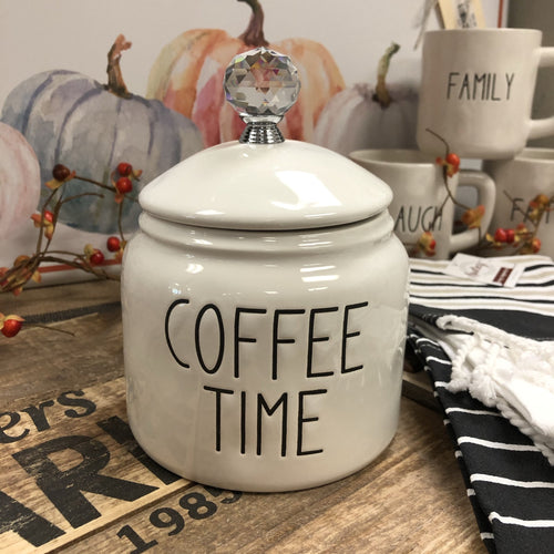 Coffee Time - Canister