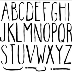 *NEW Farmhand IOD Decor Stamp