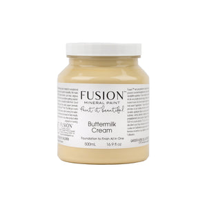 Buttermilk Cream | Fusion Mineral Paint