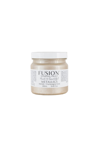 Fusion Paint | Metallics | Champagne Gold