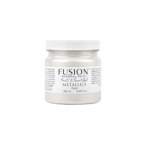 Fusion Paint | Metallics | Pearl