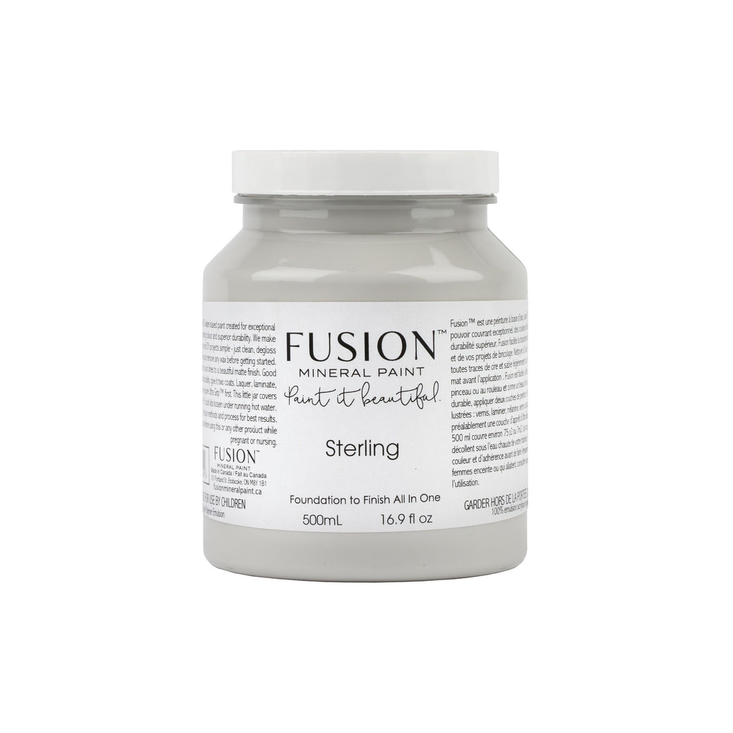 Sterling | Fusion Mineral Paint