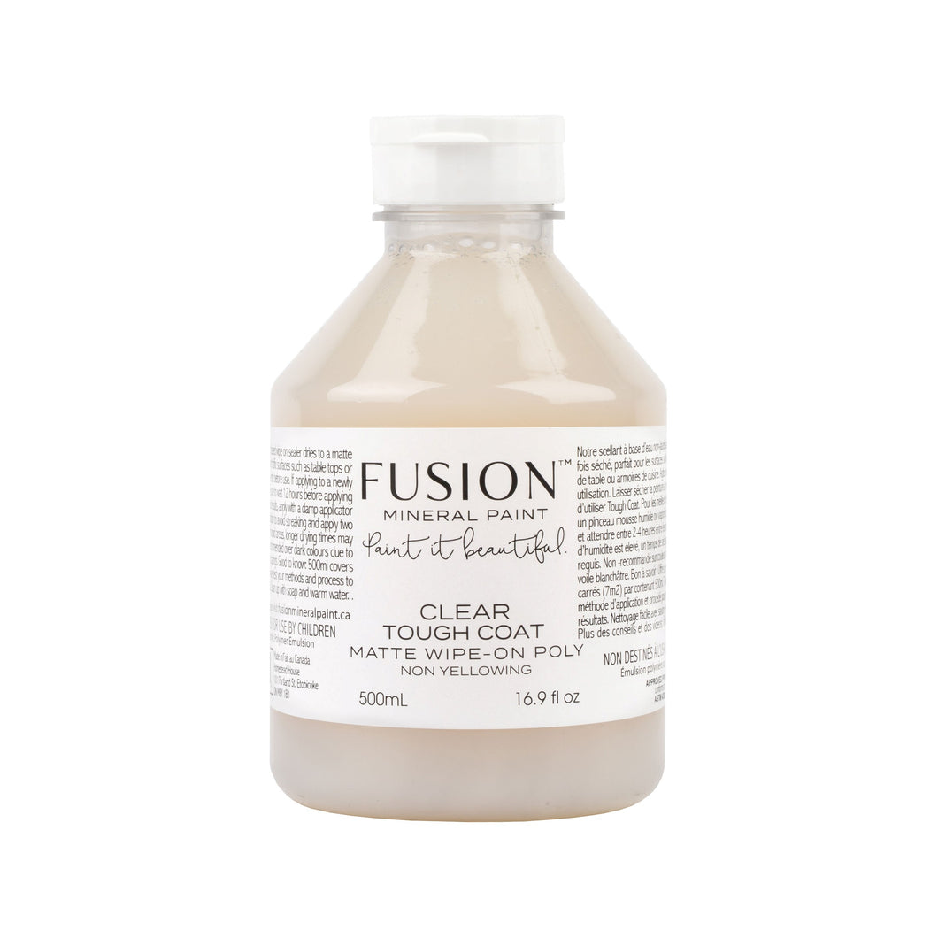 Fusion Tough Coat | Matte | 500ml