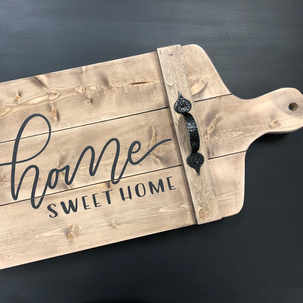 Wednesday, October 14th 6:00 PM | NEW** Farmhouse Tray