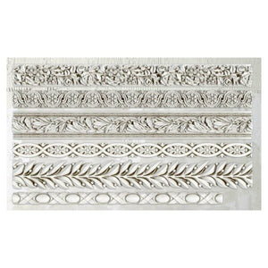 NEW! Trimmings No.1 IOD Decor Mould