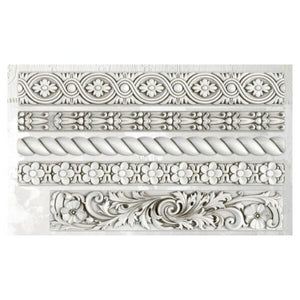 NEW! Trimmings No.2 IOD Decor Mould