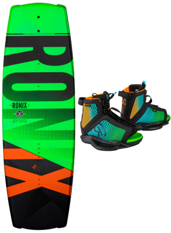 2020 Ronix 128 Vault Wakeboard W/ Vision Boots - Rapid Surf & Ski