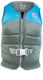 Ivy Junior Lotus Life Jacket - Blue | Rapid Surf & Ski