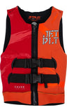 Jetpilot Cause Kids Life Jacket - Orange | Rapid Surf & Ski