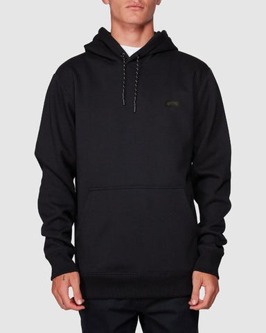 Billabong Shoreline Pullover Hoodie - Black