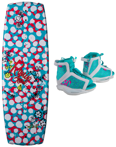 2020 Ronix August Wakeboard W/ August Boots - Rapid Surf & Ski
