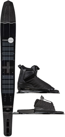 2020 Radar Butterknife Mens W/ Prime Boot & Artp - Rapid Surf & Ski