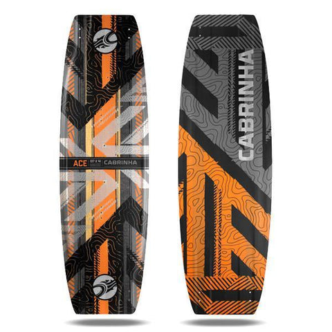 Cabrinha Ace Kiteboard 2017 - Orange - Rapid Surf & Ski
