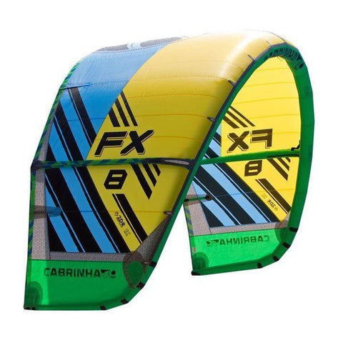 Cabrinha FX Kite 2017 - Green - Rapid Surf & Ski
