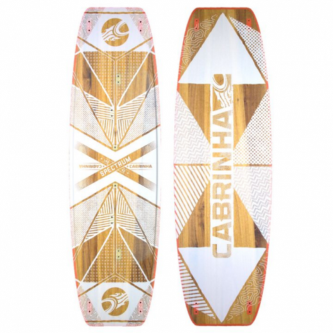 Cabrinha Spectrum Kiteboard 2017 - Rapid Surf & Ski