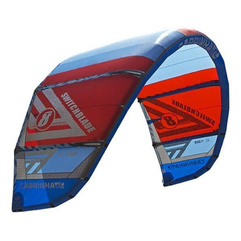 Cabrinha Switchblade Kite 2017 - Blue - Rapid Surf & Ski