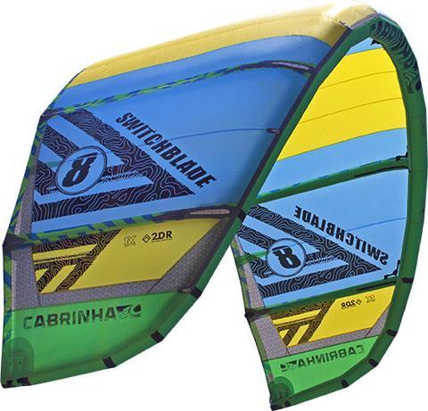 Cabrinha Switchblade Kite 2017 - Green - Rapid Surf & Ski