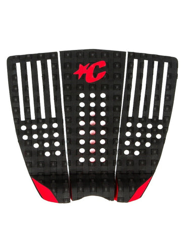 Creatures Mick Fanning Pad - Red - Rapid Surf & Ski