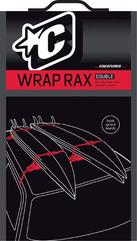 Creatures Roof Rax - Double - Rapid Surf & Ski