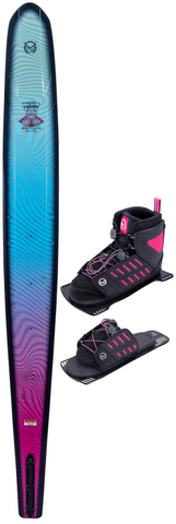 2021 HO LDS FUSION FREERIDE WATERSKI FREEMAX BOOT | Rapid Surf & Ski