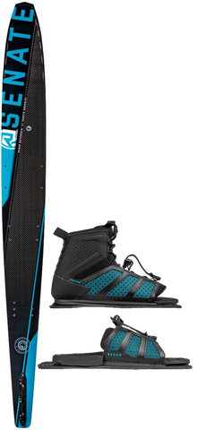 2020 Radar Senate Graphite W/ Vector Boot & Artp