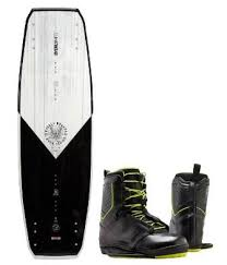 Hyperlite Byerly Buck Board W/ Clutch Boots - Rapid Surf & Ski