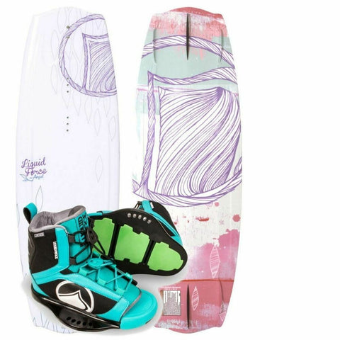 Liquid Force Angel Board W/ Plush Boots - Rapid Surf & Ski
