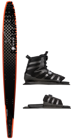 2021 RADAR SENATE LITHIUM VECTOR BOA BOOT PACKAGE | Rapid Surf & Ski