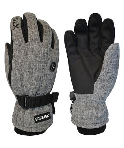 Mens XTM Whistler Gloves - Grey - Rapid Surf & Ski