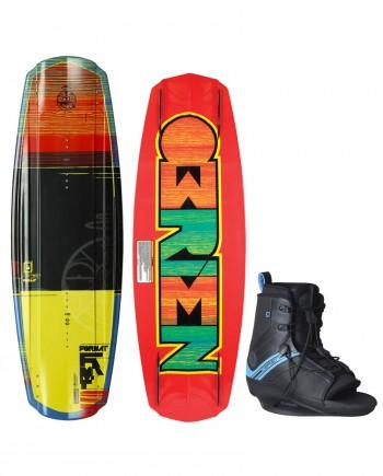 O'Brien Format Board W/ Link Boot - Rapid Surf & Ski