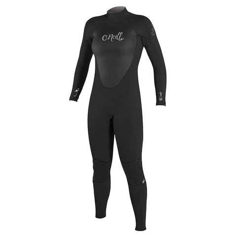 O'Neill Epic Womens 4/3mm Steamer Wetsuit - Back Zip - Rapid Surf & Ski