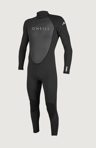 O'Neill Reactor 3/2mm Steamer Wetsuit - Back Zip - Rapid Surf & Ski