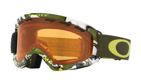 Oakley O-Frame 2.0 XS Snow Goggle - Army Green