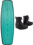 2021 RONIX ONE BLACKOUT WAKEBOARD W/ ONE BOOTS | Rapid Surf & Ski