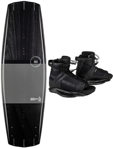 2020 Ronix Parks Modello Wakeboard W/ Divide Boots - Rapid Surf & Ski