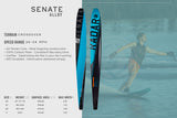 2020 Radar Senate Alloy Ski - Rapid Surf & Ski