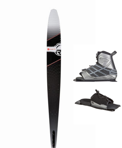 Radar Vapor Lithium Ski 2018 W/ Vector Boot & ARTP - Rapid Surf & Ski