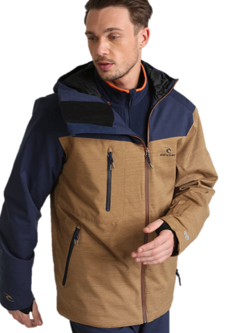 Rip Curl Core Search Gum Snow Jacket - Rapid Surf & Ski
