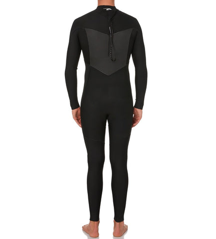 Rip Curl Dawn Patrol 4/3mm Steamer Wetsuit - Back Zip - Rapid Surf & Ski